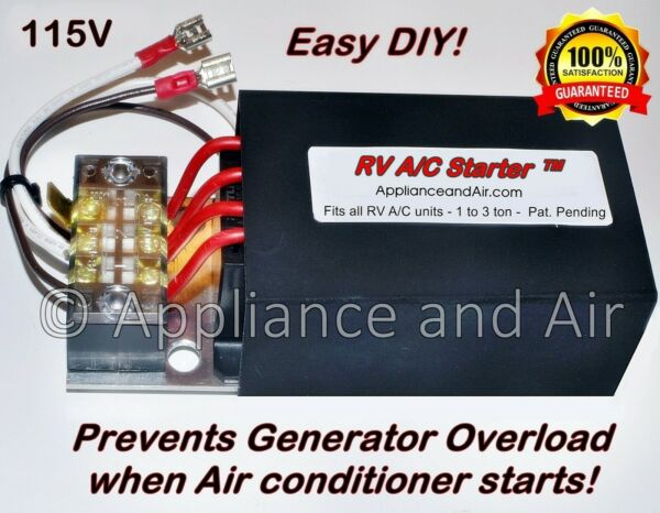 RV A C Starter™ Easy start your Camper Rooftop Air Conditioner SIMPLE DIY $114.65