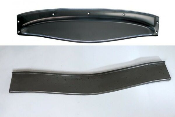 1932 Ford Under Dash Steel Extension Panel for Gauges Air Conditioner Hot Rod