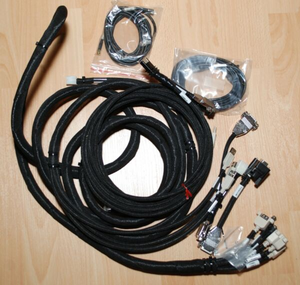 iFORCE CHP RCMP ROCKWELL COLLINS POLICE CROWN VICTORIA WIRING HARNESS P7000 BIN