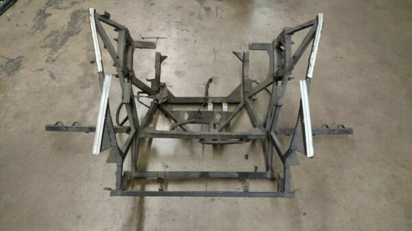 LAMBORGHINI MURCIELAGO LP640 REAR FRAME ELEMENT ASSEMBLY OEM 410814291