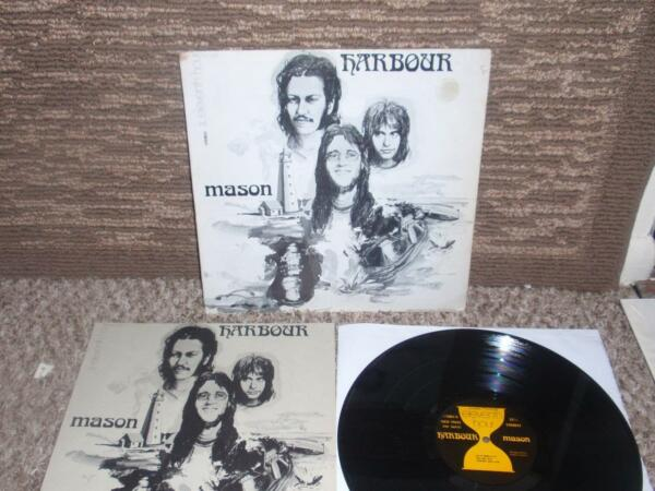 MASON  HARBOUR  ORIGINAL PRESS W  BOOKLET...THIS IS GETTING VERY SCARCE