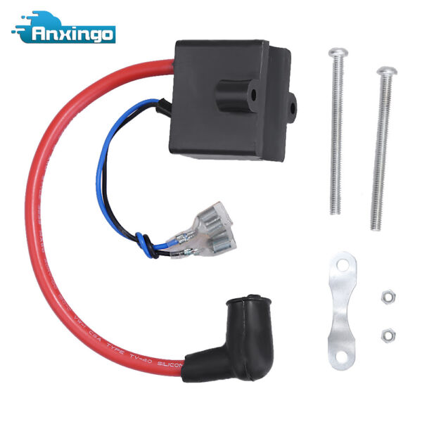 Ignition Coil CDI for 2 Stroke Motorized Bicycle 50cc 60cc 80cc High Performance