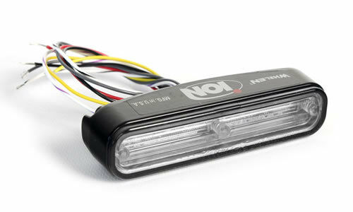 Whelen ION DUO Linear LED Lighthead Red White I2D