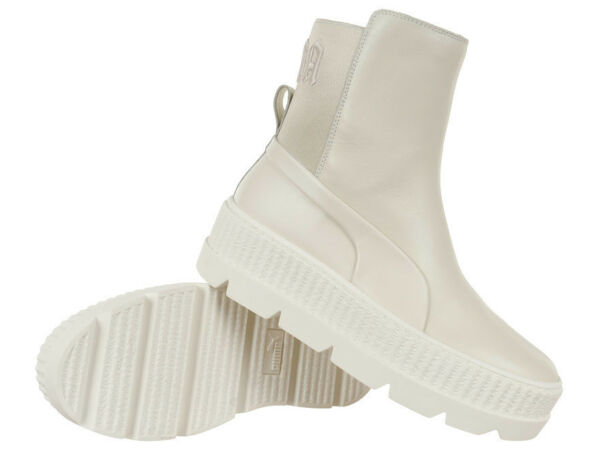 Women's Puma Chelsea Sneaker Boot Sneakers Rihanna Collab platforms High Tops