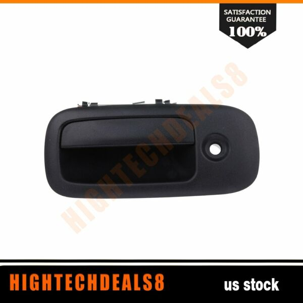 For GMC Chevy Express Van Outside Exterior Door Handle Front Left Driver Side