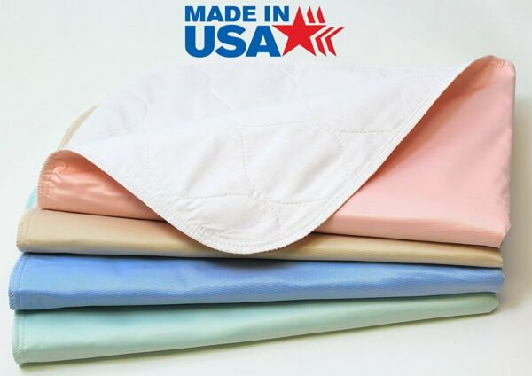 (12 Pack) 34x36 Waterproof Reusable Incontinence UnderpadsWashable pads