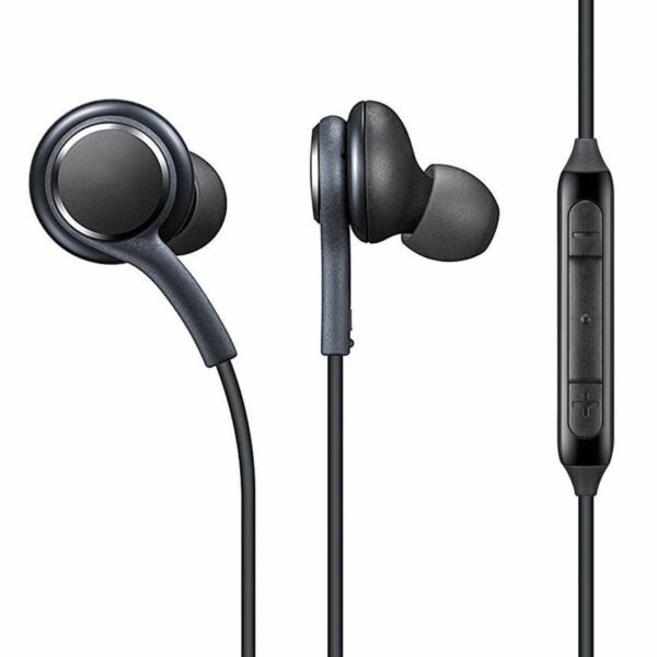 FOR SAMSUNG GALAXY S9 S8 PLUS S7 EDGE HEADPHONES NEW HANDS FREE IN-EAR EARPHONES