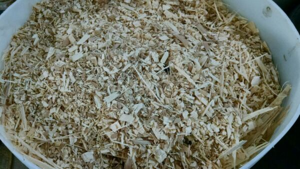 Hickory Wood  Chips for Smoking BBQ Grilling Cooking Smoker Priority Shipping