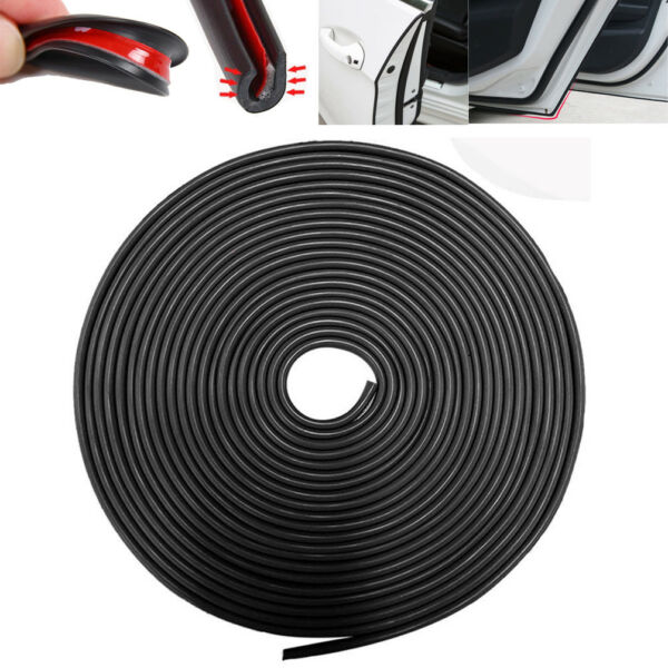 DIY Auto Door Dent Protector Removable Magnetic Car Door Guard Strip 32ft10M