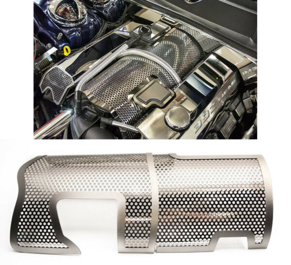 Engine Plenum Perforated Dress up Kit for 2011-2019 SRT8 6.4 392 Engines