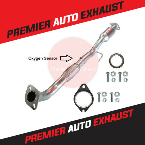 2007 2008 2009 2010 2011 Toyota Camry Catalytic Converter 2.4L Direct-Fit