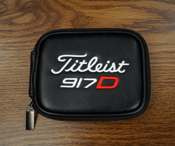 Titleist Golf 917 8 10 12 14 16 Draw Fade Neutral Driver Weight Storage Case