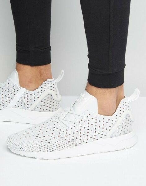 NEW MENS ADIDAS ZX FLUX ADV ASYM PK SNEAKERS S76369-SHOES-RUNNING-SIZE 12