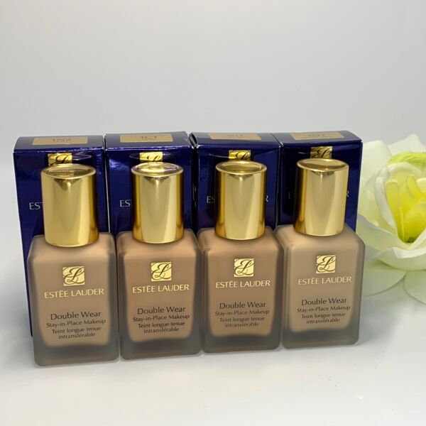 Estee Lauder Double Wear Stay-in-Place Makeup Foundation *CHOOSE* ~ New in Box
