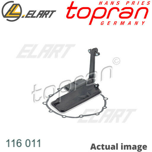 AUTOMATIC TRANSMISSION HYDRAULIC FILTER SET FOR AUDI CLAB CLAA CHVA CGXB TOPRAN GBP 42.05