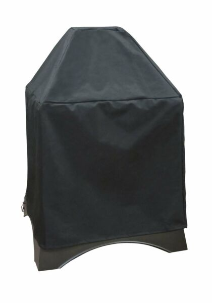 NEW Landmann Landmannn Grandezza Outdoor Fireplace Pit Cover in Black Polyester