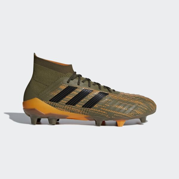 Adidas Predator 18.1 FG Men's Soccer Cleats Trace olive CM7412  X Copa Mercurial
