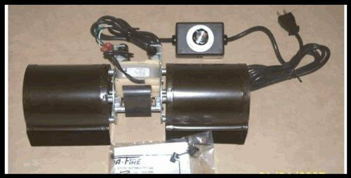 Quadra Fire Factory OEM Blower Fan Kit for Wood Stove Blower Kit BK 7007 NEW $289.99