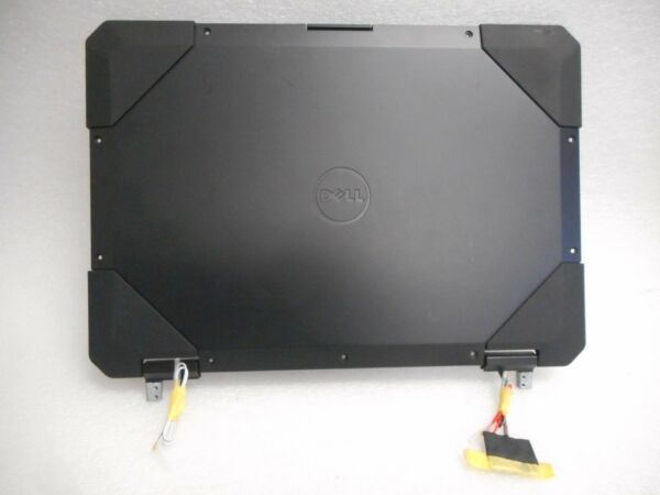 Dell Latitude 14 Rugged 5404 14quot; LCD Cover HINGES LCD CABLE RJMMF HIAA