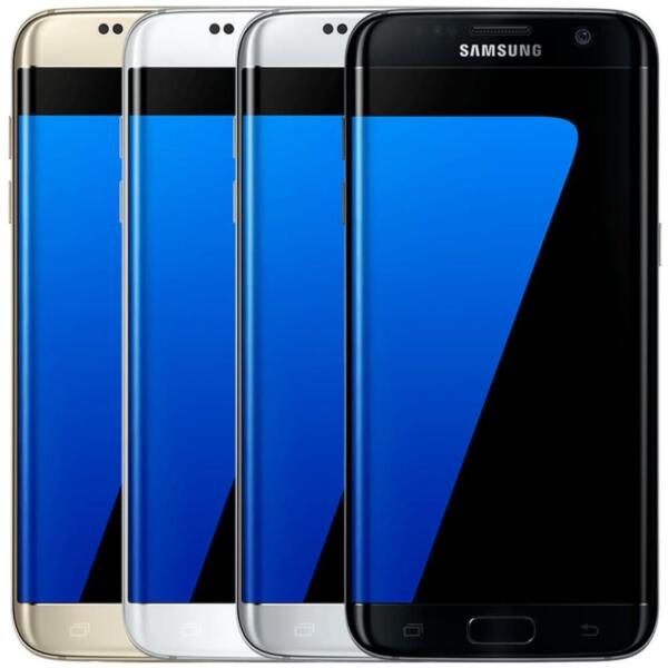 Samsung Galaxy S7 Edge Unlocked ATamp;T T Mobile Global G935