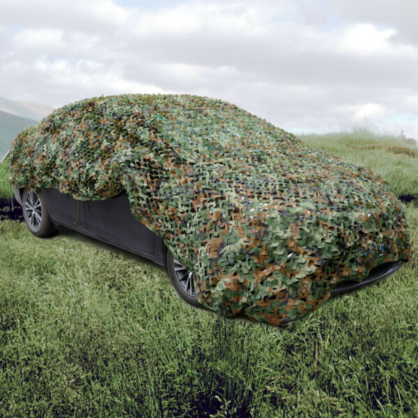 Camouflage Army Military Camo Net Car Covering Tent Hunting Blinds Outdoor Mesh