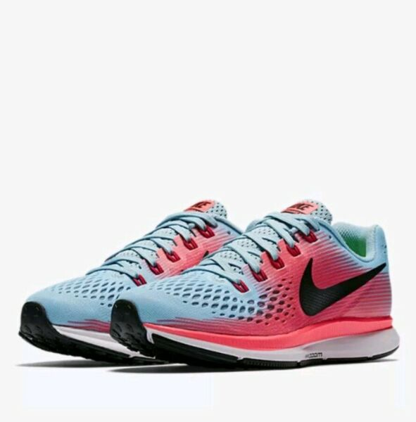 Nike Womens Air Zoom Pegasus 34 Athletic Snickers Shoes Size 5.5; 6; 8; 8,5; 9