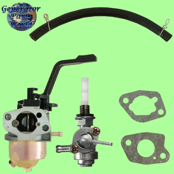Ariens Carburetor w Left Petcock Filter for 986005 2800 Pressure Washer