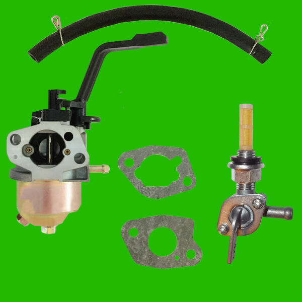 Ariens Carburetor and Right Petcock for 986005 2800 Pressure Washer