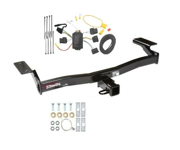 Trailer Hitch & Tow Wiring for 2007-2010 Ford Edge exc. Sport,  Lincoln MKX