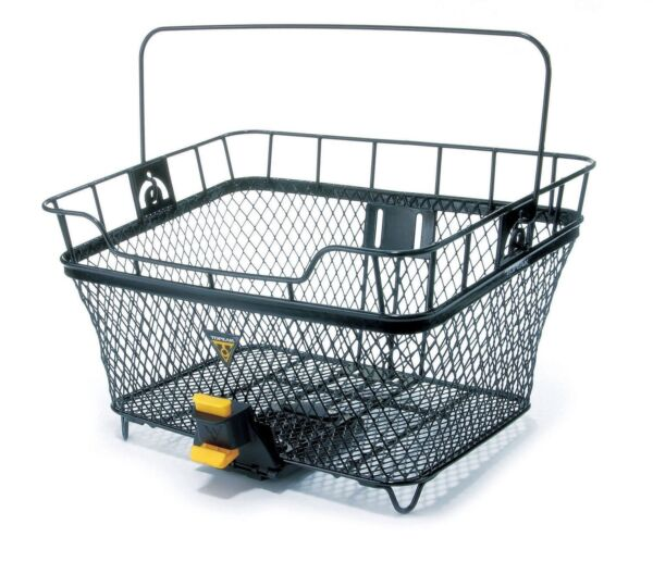 Topeak Rear MTX Basket Attaches to Any MTX Rack Easy Quick Release w. Handle $44.95