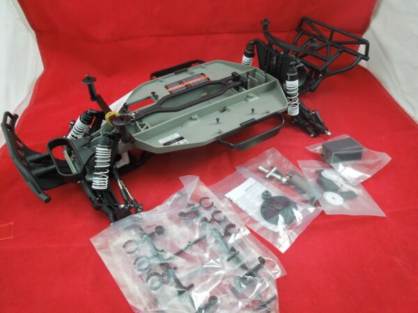 TRAXXAS SLASH 2WD PRE ROLLER ROLLING CHASSIS  XL-5  VXL NEW LOT 2X4 HCG 110