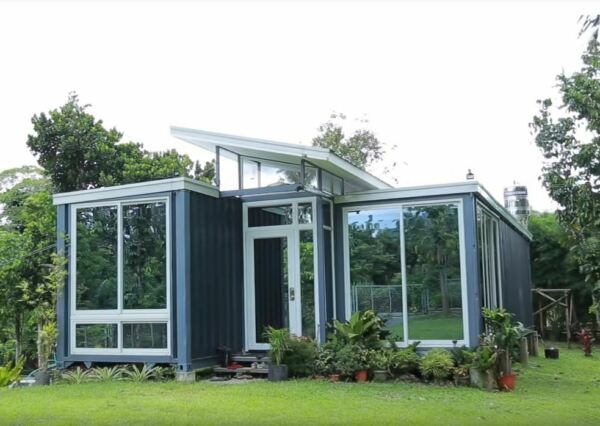 2Bd1Bth Shipping Container Home + 3 Car Garage 1560 sq ft Seller Financing!