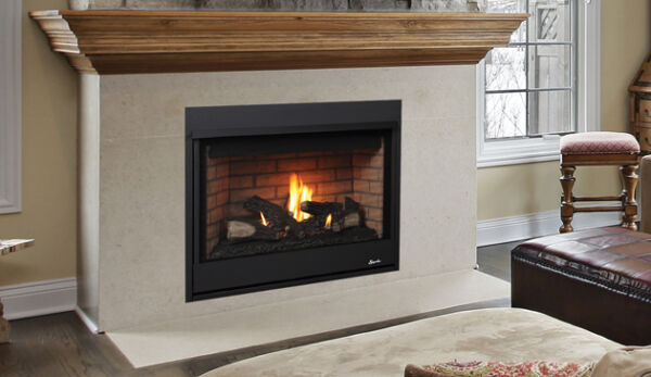 Superior Direct Vent Gas Fireplace 40