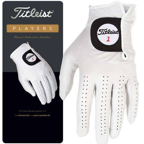 2019 Titleist Players Golf Gloves Mens & Ladies  - Choose a Size! - RH&LH - New