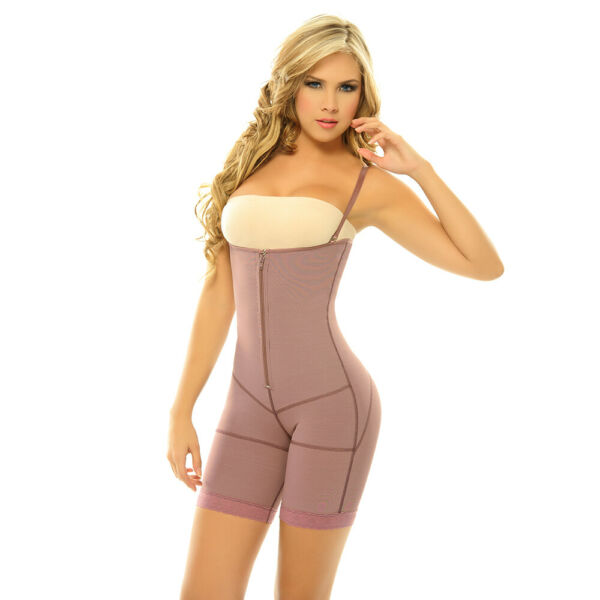 Siluet High Waist Mid-Thigh Postpartum Girdle Style PL1