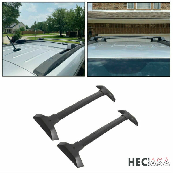 For 2009 2017 Chevrolet Traverse Roof Rack Rail Cross Bar Luggage Carrier $53.55