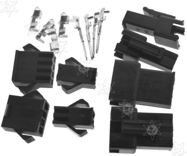 SET JST SM Terminal battery connector 24-Pin Plug 10 Pairs (Male