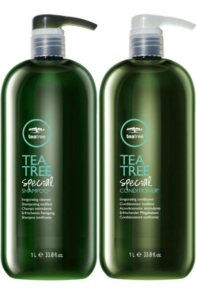 Paul Mitchell Tea Tree Special Shampoo Conditioner or Duo Pack 1 Liter