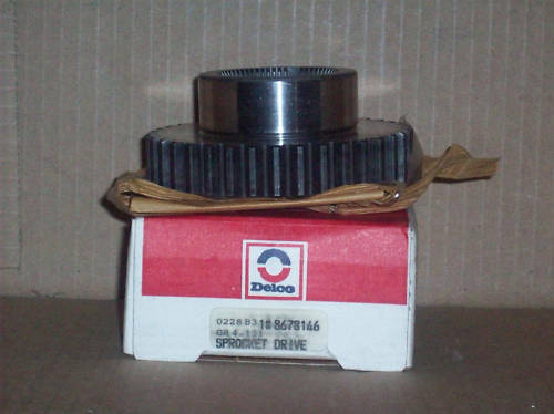 ACDelco 8678146 Transmission Sprocket  Gear fits various GM models 1991-94