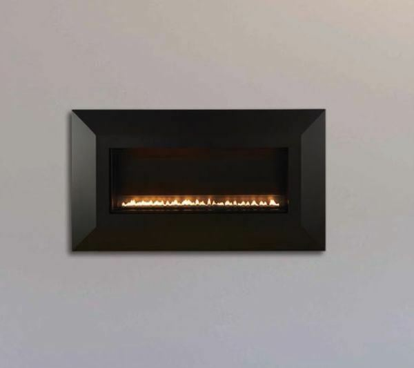 Boulevard SL Vent-Free IP Linear Fireplace with Wall Switch - Propane  Natural