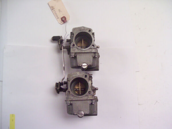 Carburetors for 40 HP Johnson or Evinrude outboard motor 1993 $199.95