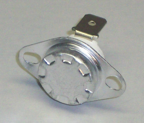 626343R CERAMIC Rollout Limit Switch L300F Intertherm Miller Nordyne furnace $17.99