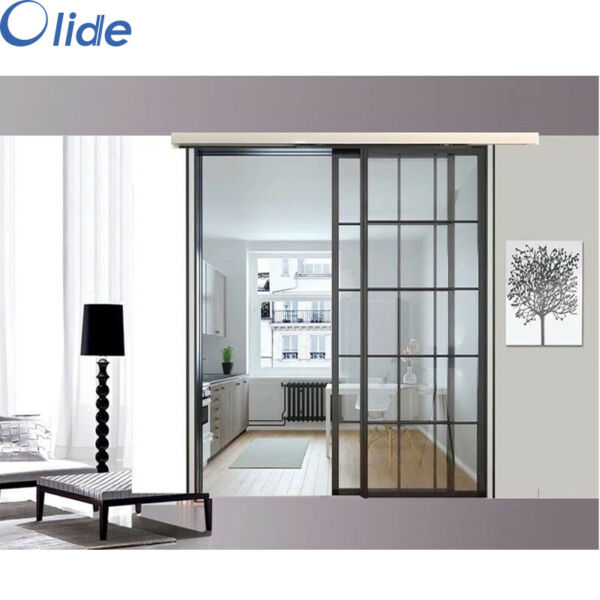 Luxurious Residential Automatic Sliding Doors Opener for House Sitting room $45.00