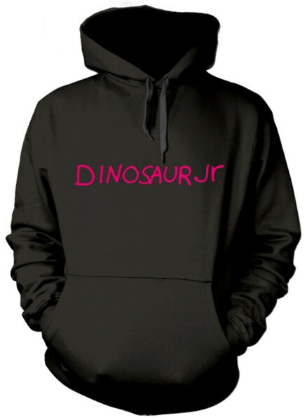 Dinosaur Jr 'Where You Been' (Black) Pull Over Hoodie - NEW & OFFICIAL!