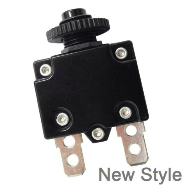 Heat Surge Circuit Breaker Roll-n-Glow Fireplace Reset Button Switch 30000224