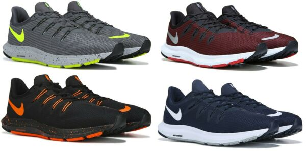 Nike QUEST Sneakers Men's Running Lifestyle Shoes