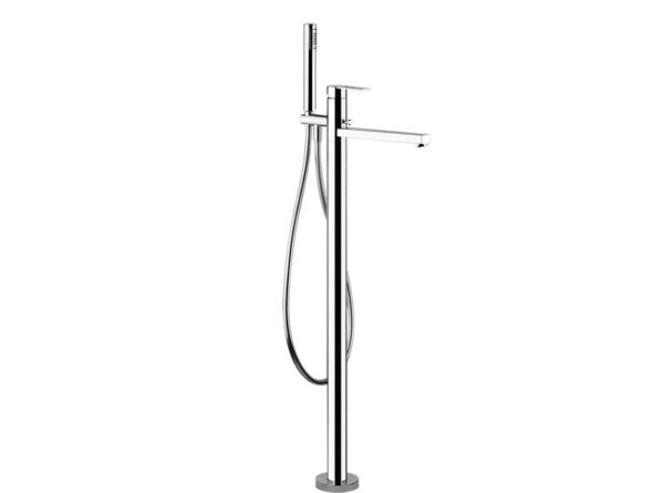 Gessi hot tub tap Trasparenze freestanding hot tub tap 24963