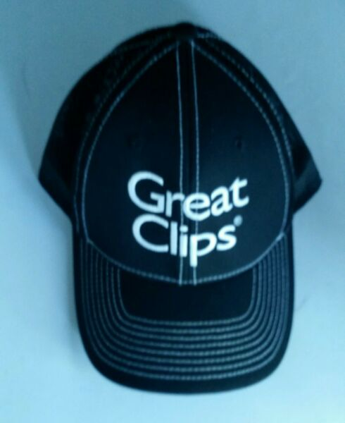 Dale Earnhardt JR Motorsports Great Clips team issued hat NOS