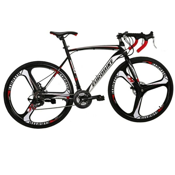 XC550 54cm Frame 700C Road Bike 21 Speed Full Bicycle Cycling Men bikes $309.26
