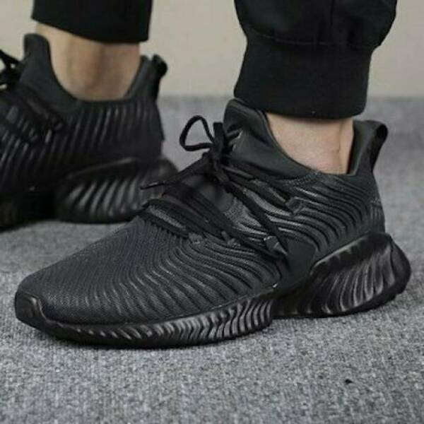 NEW MENS ADIDAS ALPHABOUNCE INSTINCT SNEAKERS D96805-SHOES-MULTIPLE SIZES